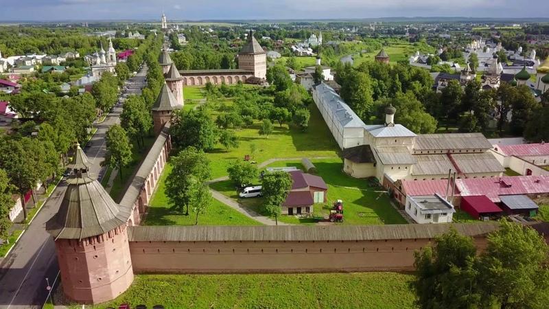 Суздаль, Спасо-Евфимиев мужской монастырь