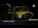 На руднике Интернациональный испытывают новую подземную машину