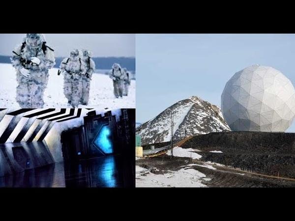 Area 122 This secret laboratory in Antarctica hides something very strange