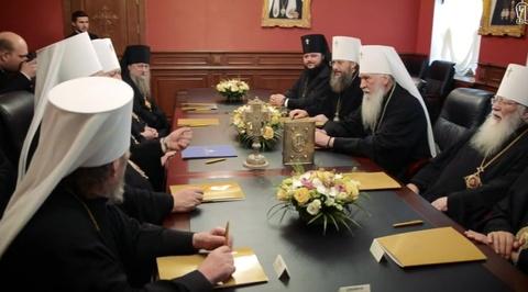 Раскол в церкви: УПЦ не собирается идти на мировую