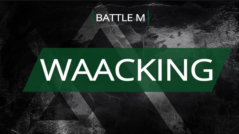 Battle M | WAACKING | Archin vs Полуночева Лада (win) vs Энхболд Инга