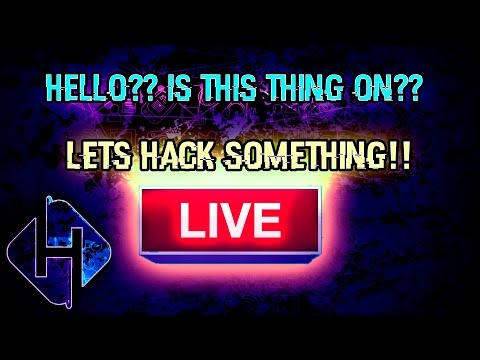 Hacking Livestream - .NET Binary Decompile - CTF - EW Skuzzy