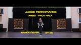 Judge Perfomance ATEEZ - Hala Hala cover by Eli K-pop Cover Battle Krasnodar