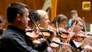 Концерт симфонического оркестра Беларуси по произведениям латвийского композитора
