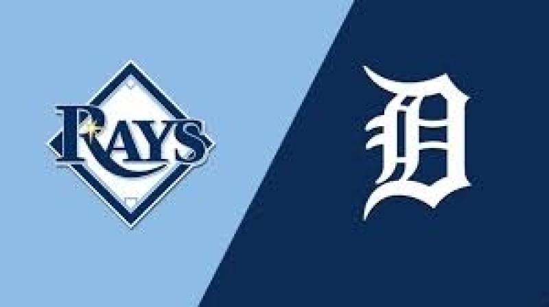 AL / 01.05.18 / TB Rays @ DET Tigers (2/3)