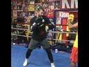 Apti Davtaev undefeated Heavyweight training at the Kronk