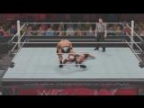 Stardust vs The Rock. Raw 10.05.18