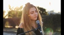 Without Me by Halsey | acoustic cover by Jada Facer