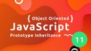 Object Oriented JavaScript Tutorial 11 - Prototype Inheritance