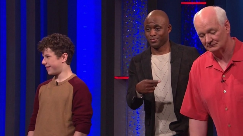 Whose Line Is It Anyway - S10E07 - Nolan Gould
