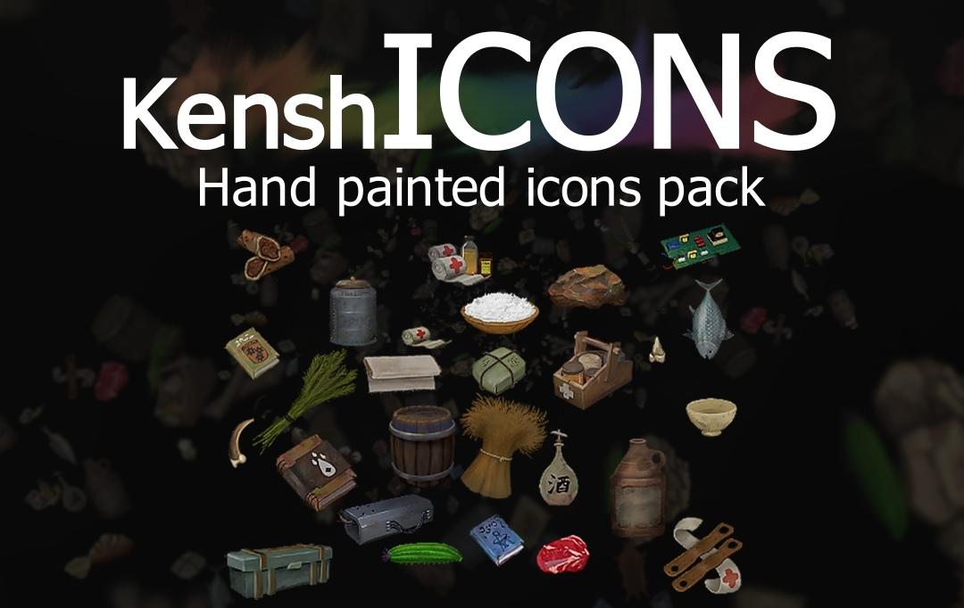 KenshICONS / Улучшение иконок в Kenshi
