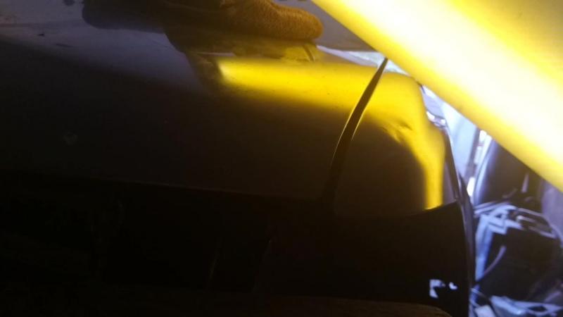 PDR VOLVO S40 Стальная капсула Вот почему они безопасные