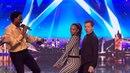 Britains Got Talent 2018 Donchez Dacres Infectious Singer Full Audition S12E04