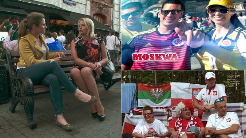 Moskwa sprawdza czy jesteś prawdziwym mężczyzną | Mundial Oczami Polaków