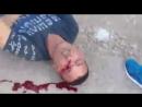 На свадьбе в Сирии традиционная стрельба из пулемета закончилась расстрелом гостей.