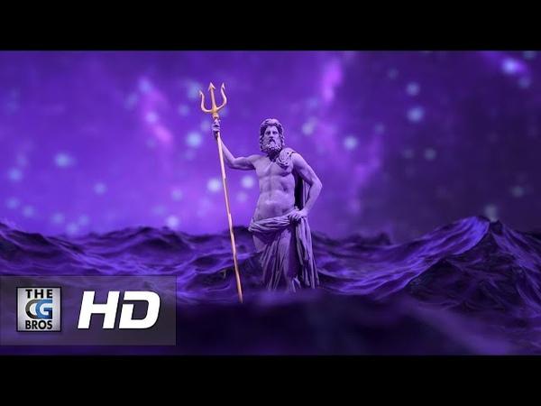 CGI Animated Short Film Purple Dreams by Murat Saygıner
