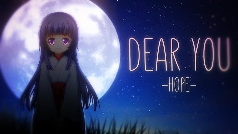 Riguruma - Dear you -hope- (rus) HBD, Ayaka Shisai! (When They Cry ひぐらし cover)
