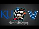 Kansas Jayhawks vs Villanova Wildcats 31.03.2018 Final Four NCAAM March Madness 2018 Виасат Viasat Sport HD RU