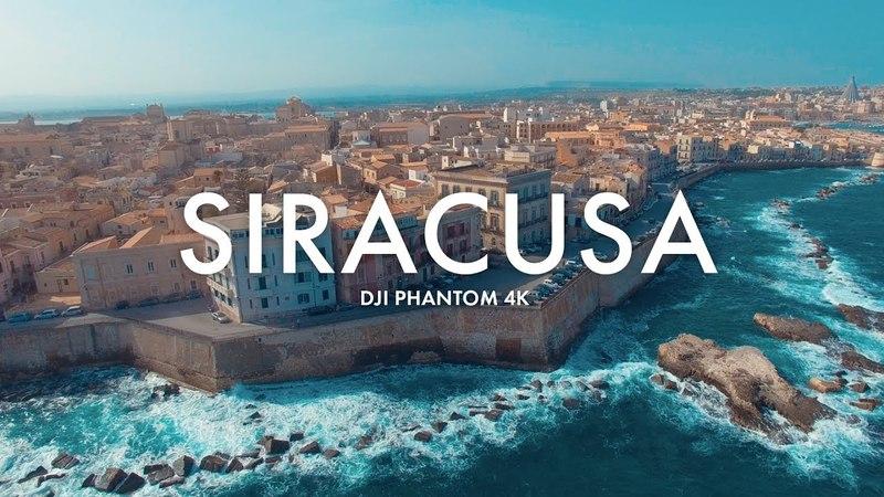 Siracusa - Dji Phantom 4k