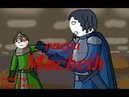 Due Vaticini from Macbeth. Джузеппе Верди, опера Макбет.