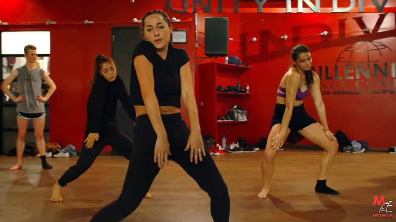 Clean Bandit ft. Julia Michaels - I miss you   Choreography with Erica Klein