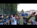 Практика с тренерами из США Лесорубы и Ангелы Американский футбол в Архангельске