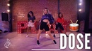 "Dose"" with live drums Rumer Noel Choreo @Ciara"