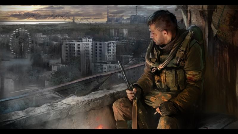 S T A L K E R Call of Pripyat Прохождение №3