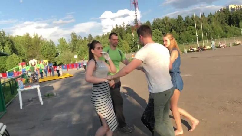 Руэда на новом озере Июнь 2018