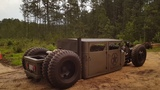VILLAGE CUSTOMS OPEN WHEEL EMPIRE RAT ROD MONDAY!!!
