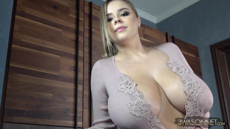 Vivian Blush - Unbuttoned Blouse
