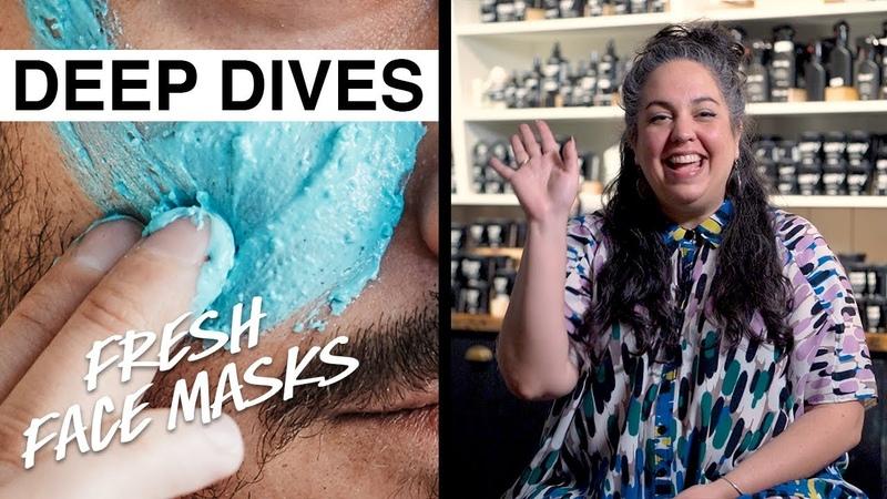 Lush Deep Dives A Fresh Look at Fresh Face Masks