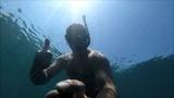 Подводная охота, черное море ДЖУБГА 2018