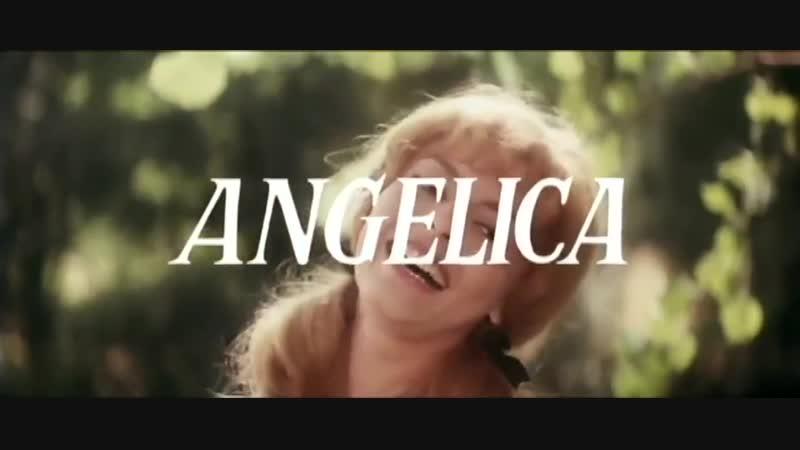 Анжелика, маркиза ангелов (1964) – трейлер