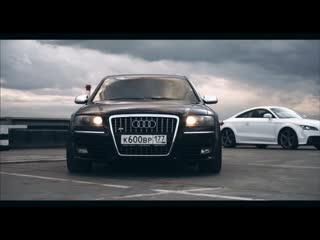 Audi a8 d3 s-line package.   проект #вутиль