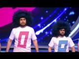 Борцы - Музыкалка  | КВН 2018 Высшая лига - Первая 1/4 финала