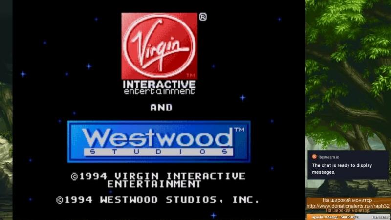 Dune II: Battle For Arrakis на (Sega Mega Drive) Стрим .05.