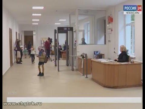 Еще один этап пройден: в Чебоксарской детской музыкальной школе имени Максимова капитально отремонти