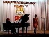 Elen Cora - ария AVE MARIA ( 2002 год)