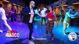 Marco Ivanyk and Anastasiya Morozova Salsa Dancing in Mambolove, Monday 11.06.2018