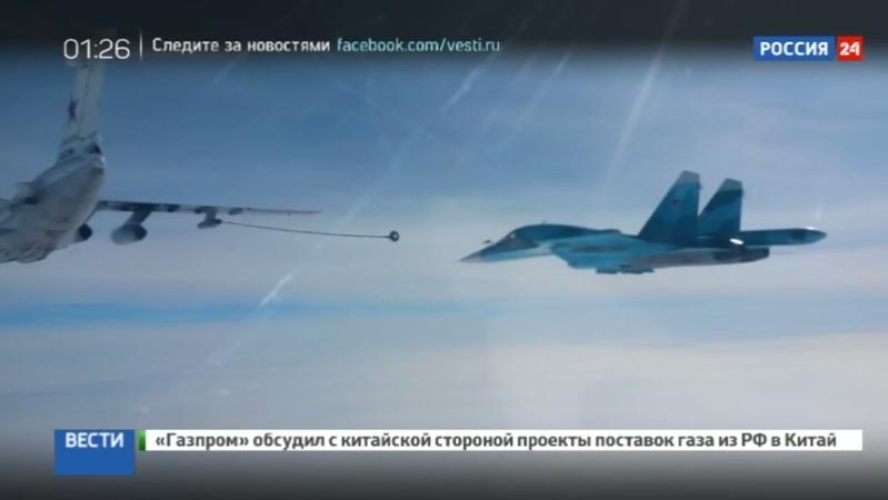 Новости на Россия 24 • Кубанские военные летчики показали себя на учениях в Бурятии