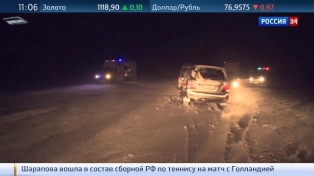 Новости на Россия 24 • Крушение вертолета в Казахстане: диспетчер предупреждал о плохой погоде