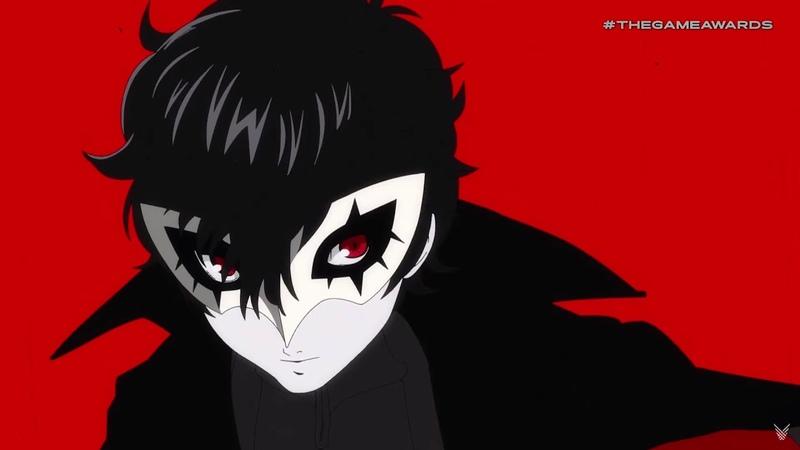 Persona 5's Joker in Smash Bros Ultimate Reveal Trailer DLC Characters