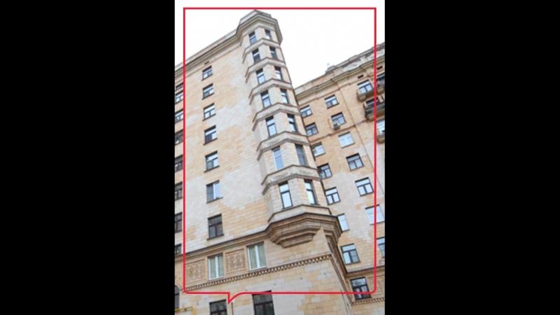 Пять главных зданий Гагаринского района