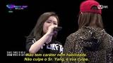 Yezi VS Sua Diss Battle - Unpretty Rapstar 2