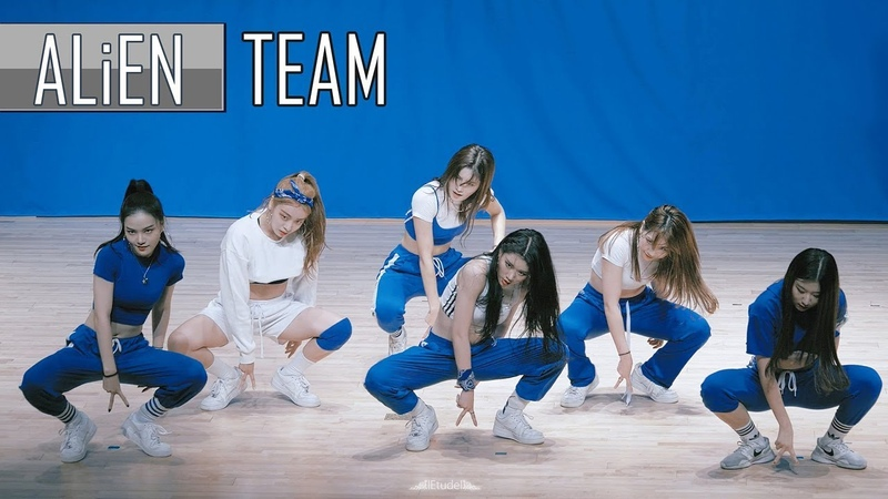 ALiEN 에일리언 | Team - Iggy Azalea | 180920 Filmed by lEtudel