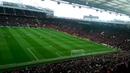 Man utd 4 man city 2 Stretford end goal reaction.