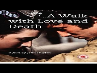 1969  John Huston - A Walk with Love and Death  - Anjelica Huston, Assi Dayan, Anthony Higgins