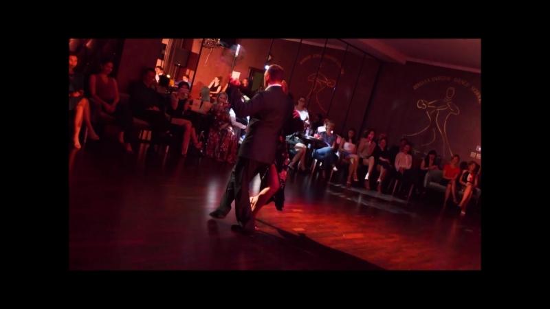 Школа танцев Романа Ковгана Дмитрий Балаев вечер танго