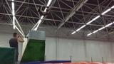ALEXEY BELYAKOV fails Vortex in back flip